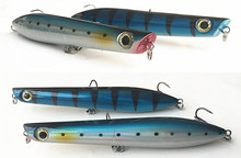 15cm 25g Poper Bait Floating Fishing Lure Sea Bait China Tackle Big Game Fishing Lure With China hook