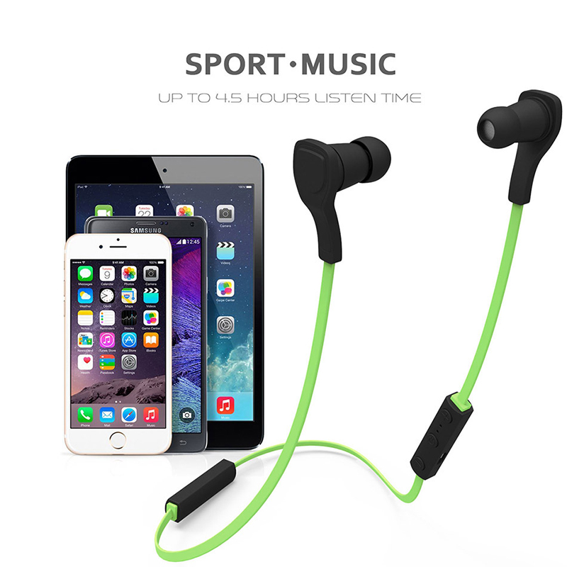Showkoo bluetooth earphone wireless Headset for ASUS Alcatel Nokia Sony Android Universal Magnetic Bluetooth with mic headphone
