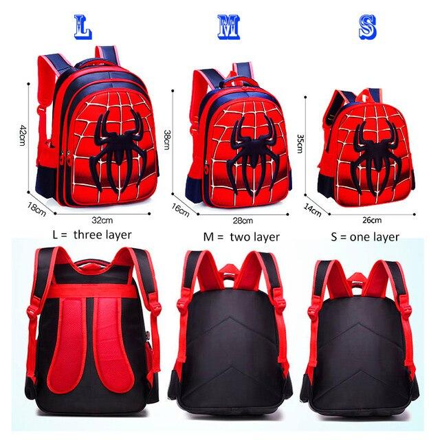 Children 3D Cute Animal Design Backpack Boys Girls Primary School Kids Kindergarten Schoolbag 1