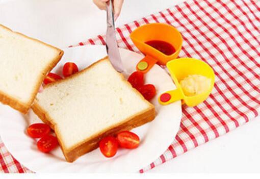 DIP Зажимы Кухня чаша инструментов маленький Миски Детские spice зажим для томатный соус соль уксус Вкус сахара специй