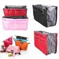10 Cores Make up organizer bag Mulheres Homens bolsa de viagem Ocasional saco Sacos Cosméticos saco de armazenamento em saco de multi funcional Maquiagem bolsa