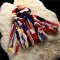 Высокий Класс Рекс Кролика С Капюшоном пальто, 100% натуральный мех многоцветный теплые пальто, модные дети толстый зимний с капюшоном куртки 9 цвета