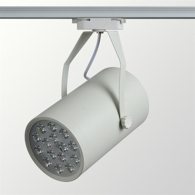 Free Shipping Wholesale 85 265v 3 Years Warranty 15W Tracking Light Spot  Bulb Flexible Ceiling