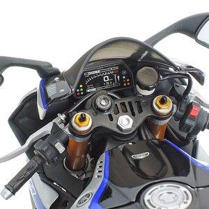 Image 5 - 1/12 skala Motorrad Montage Modell Gebäude Kits YAMAHA YZF R1M Tamiya 14133 Motorrad DIY Sammlung