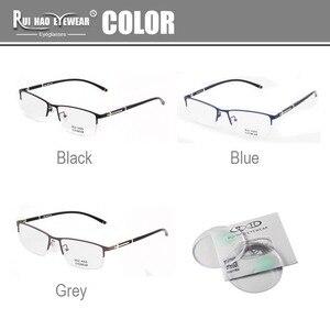 Image 3 - Dostosuj okulary na receptę progresywne okulary pojedyncze okulary vision CR39 soczewki żywiczne modne okulary optyczne
