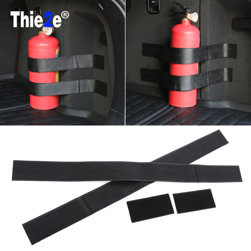 Interior Accessories Back To Search Resultsautomobiles & Motorcycles 1 Set Fire Extinguisher Fixed Belt For Lada Largus 2109 2115 2112 110 2105 2107 2106