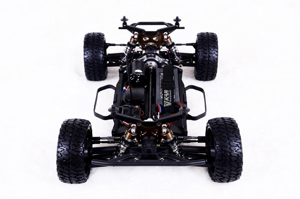 VKAR سباق 61301 VKAR SCTX10 برو 1:10 1/10 4WD خارج الطريق عالية السرعة ترقية الشب دورة قصيرة شاحنة-في سيارات تعمل بالتحكم عن بعد من الألعاب والهوايات على  مجموعة 2
