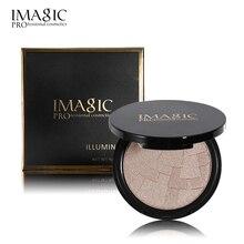 Imagic Illuminator Highlighter Palette Face Powder 4 Color Highlight Contour Shadow Makeup цена
