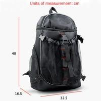 Motorcycle Shoulder Bag Helmet Pack Outdoor Travel Backpack Riding Racing