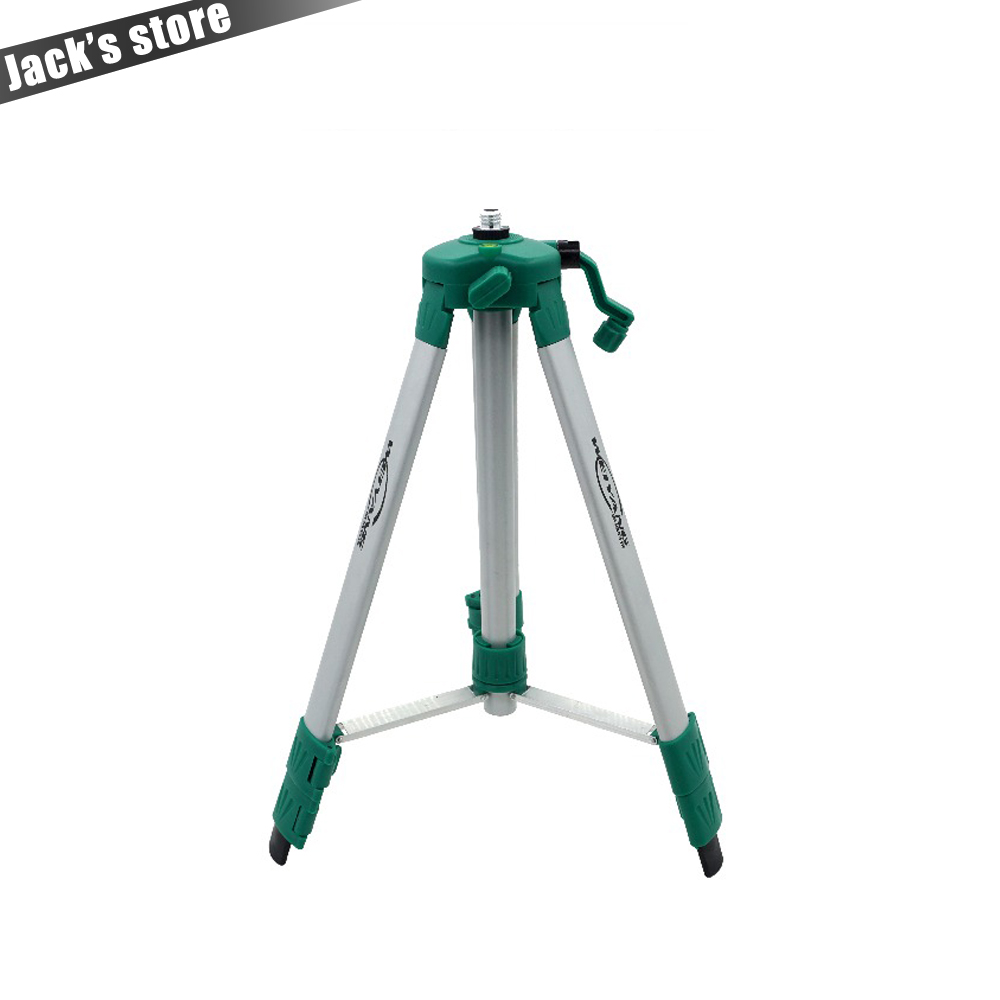120cm Aluminum Tripod, laser level Tripod .aluminum tripod Adjustable Tripod, 5/8 adapter free shipping 1 2m aluminum tripod laser level tripod adjustable tripod laser line tripod