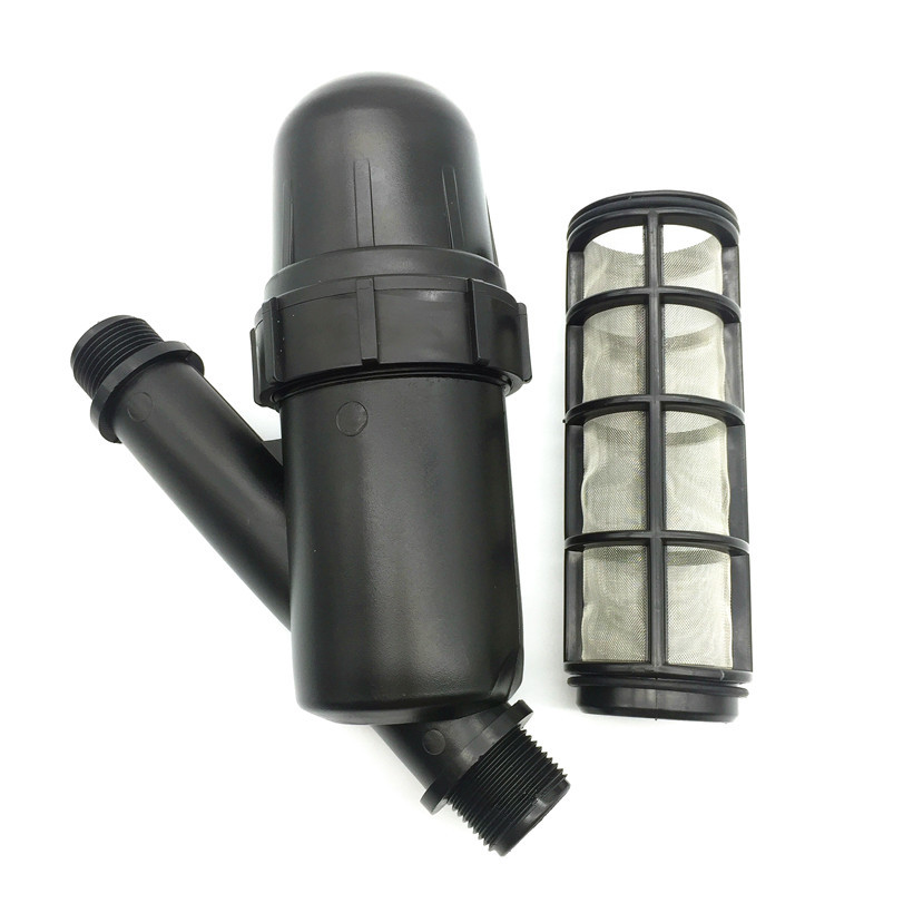 1 Pcs Garden Watering Metal Net Filter Screen Sprayer 3/4 Inch 120 Mesh Gardening Drip Irrigation Fountain Tools
