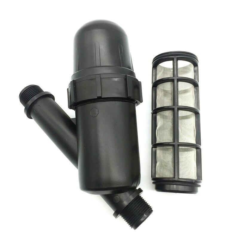 1 Stücke Gartenbewässerung Metall Net Filtersieb Sprayer 3/4 Zoll 120 Mesh Gartenarbeit Tropfbewässerung Brunnen Werkzeuge
