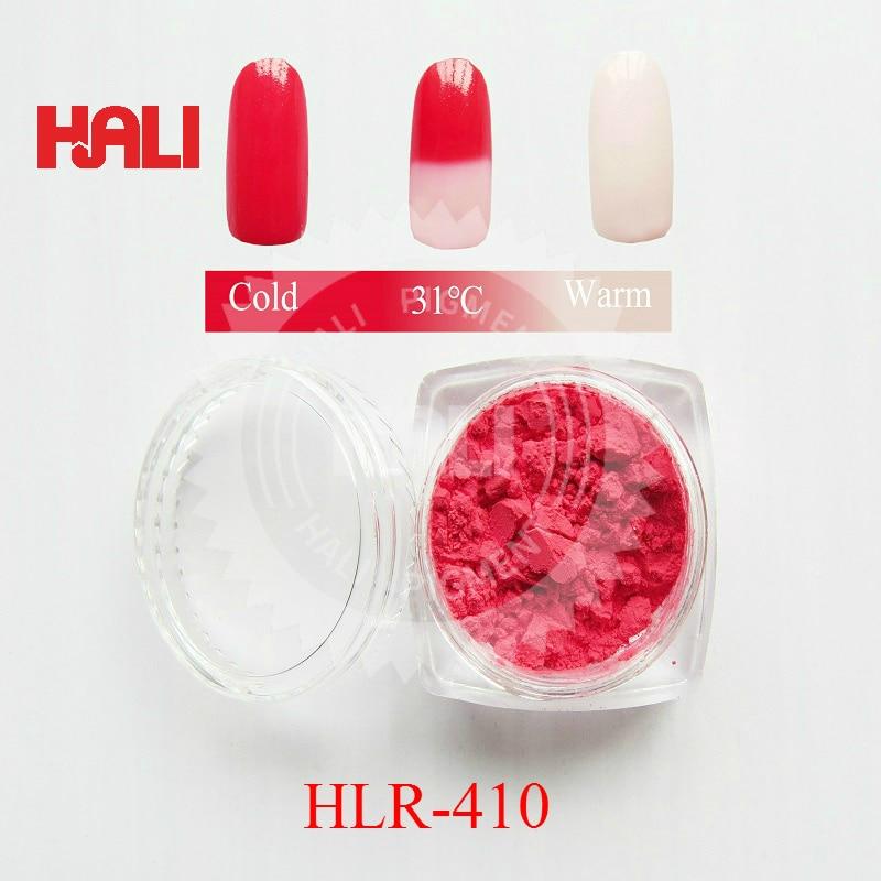 Heiße empfindliche pigment, temperatur empfindliche pigment, thermochromen pulver, farbe: rot, aktiviert temperatur: 31 celsius.-in Acrylfarben aus Büro- und Schulmaterial bei  Gruppe 1