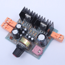 Double Track TDA2030A Amplifier Board AC/DC Power Supply DIY Kit for Arduino