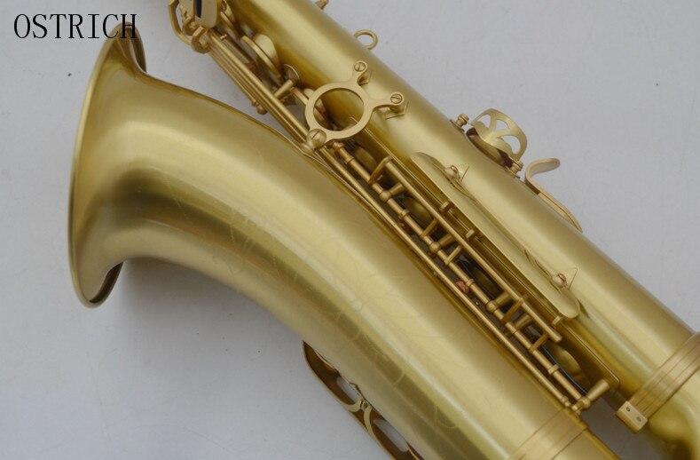 Nový profesionální vysoce kvalitní mosazný drát výkres B plochý tenorový saxofonový hudební instruktážní drát kreslení saxofon