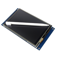 Smart Electronics 3 5 TFT Touch Screen LCD Module Display 320x480 ILI9486 With PCB Adapter For
