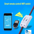 ITEAD Sonoff Wifi Wireless Remote Control DIY Smart Switch RF433 Universal Module Timer Switch Socket For MQTT COAP Smart Home