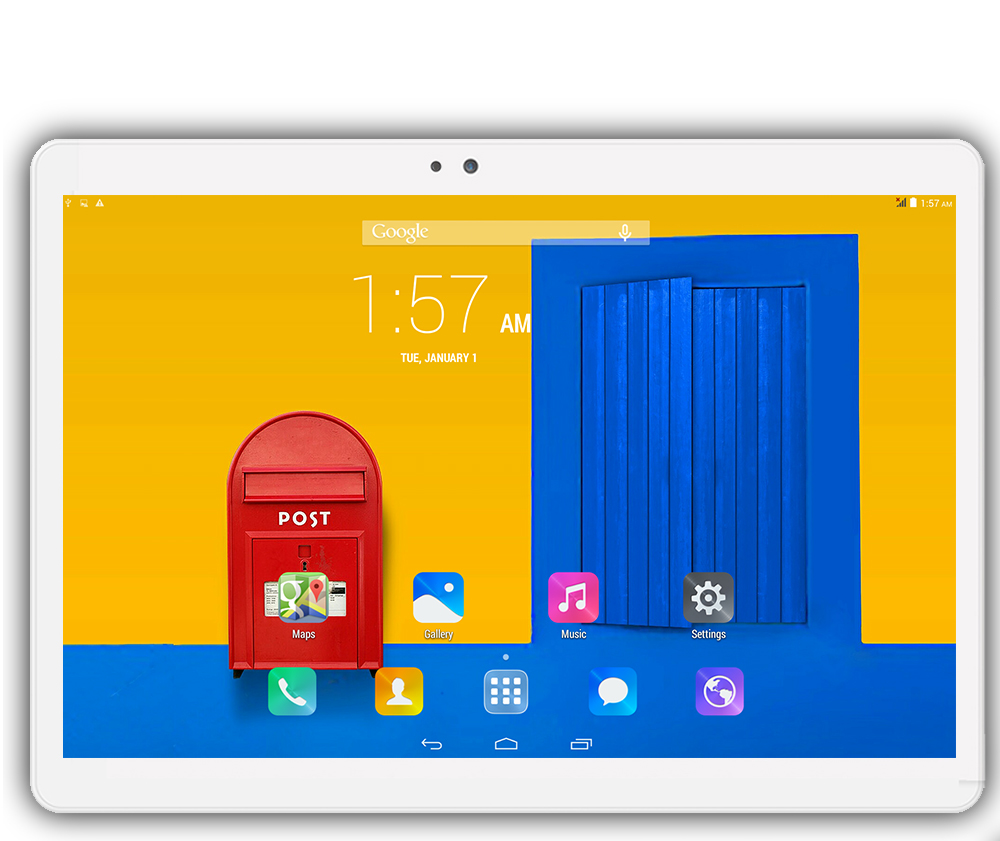 4G LTE K109 Android 6 0 Tablet PC Tab 10 1 Inch IPS Octa Core 4GB