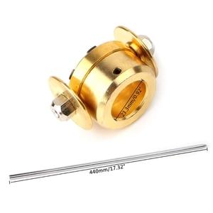 Image 3 - Torche de découpe Circinus à rouleaux coupe Plasma PT31/40 à Air, roue de guidage boussole 44cm