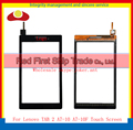 "10Pcs/lot High Quality 7"" For Lenovo TAB 2 A7-10 A7-10F Touch Screen With Digitizer Panel Front Glass Lens Black +Tracking Code"