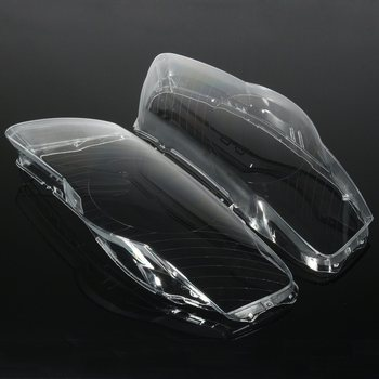 Пара ясно Авто фар Lampcover абажур Водонепроницаемый яркий чехол для VW/Passat/B6/R36