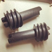 2pcs/Noritsu QSS 2600/3001/3202/3501/3701/2301/ Frontier A036897 Worm Gear for 3021 3201 3702 цена