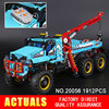 Lepin 20056 1912Pcs Technic Series The Ultimate All Terrain 6X6 RC Truck Set Building Blocks Bricks