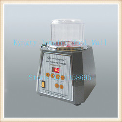 kt130 magnetic tumbler 2500w Jewelry Polisher Super Finishing Machine