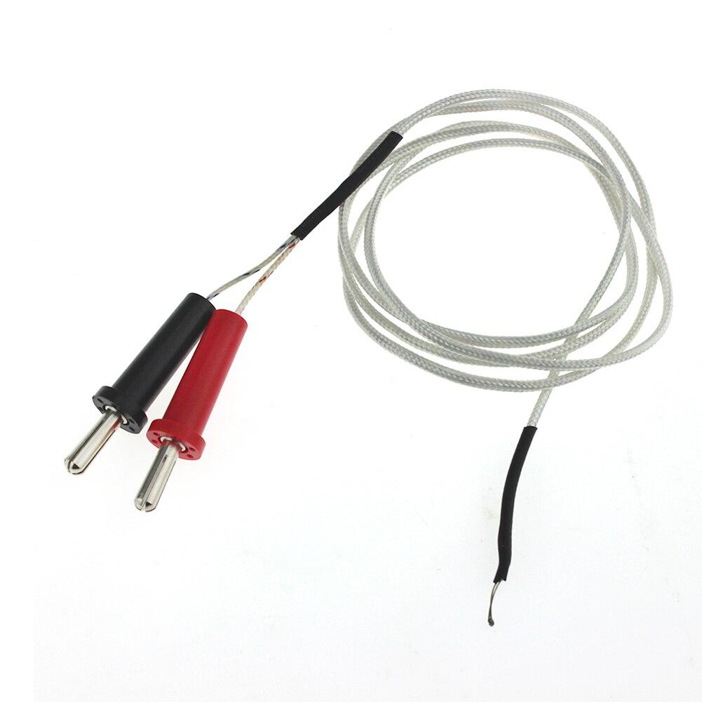 TP 01A 100 cm K typ Temperatur Test Kabel Draht Thermoelement ...