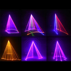Image 5 - ثلاثية الأبعاد ضوء الليزر RGB الملونة DMX 512 الماسح الضوئي العارض حفلة عيد الميلاد DJ ديسكو تظهر أضواء نادي معدات الموسيقى شعاع تتحرك راي المرحلة