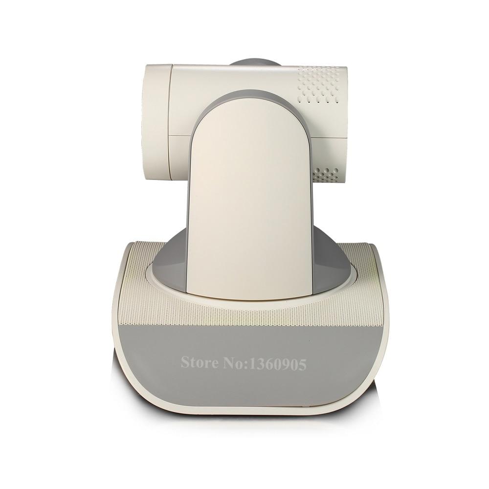 Weiße Farbe 2.0MP Full-HD-Videokamera für Besprechungen HDSDI DVI - Schutz und Sicherheit - Foto 3