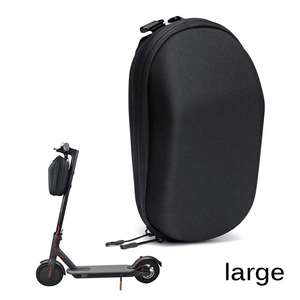 Image 1 - Skate Scooter Bag for Xiaomi M365 Head Bag Front Frame Handlebar Storage Bag Tools Carrier for Xiaomi Scooter Accessories