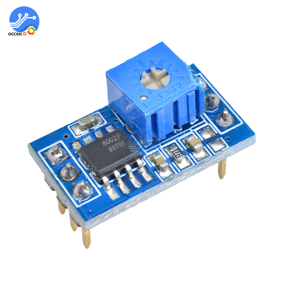 Mini HXJ8002 Audio Amplifier Board 2.0-5.5V 3W Power AMP Sound Board For Speaker