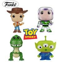 Экшн-игрушка из фильма история фигурка Вуди Базз Лайтер и инопланетянин оптовая продажа Funko игрушки с оригинальной коробкой подарок для дет...