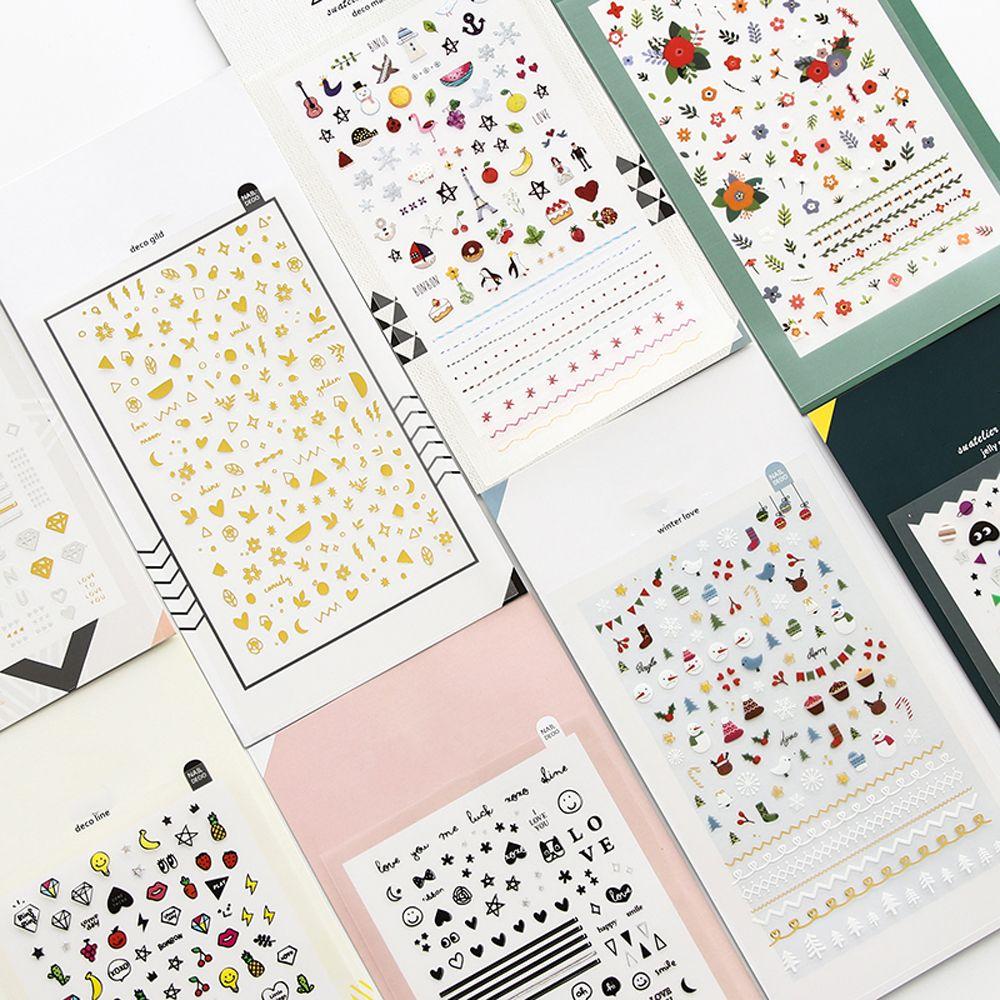 Mini Cute Scrapbooking Diy Decoration Diary Sticker Label Album Stationery