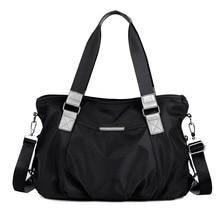 где купить Women Tote Bag High Quality Ladies Handbags Shoulder Bag For Women Nylon Messenger Bag Crossbody Female Bolsas Sac A Main Hobos по лучшей цене