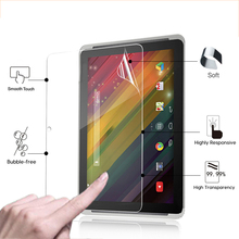 Premium ANti-Scratched Clear Shiny display protector movie For HP 10 Plus 2201 10.1″ pill entrance HD liquid crystal display display protecting movie