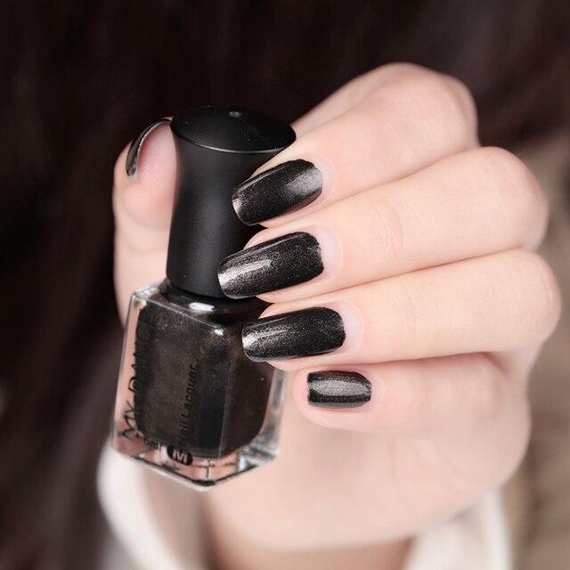 Mydance 1 Fles 6 Ml Spiegel Nagellak Metallic Nail Manicure Glitter