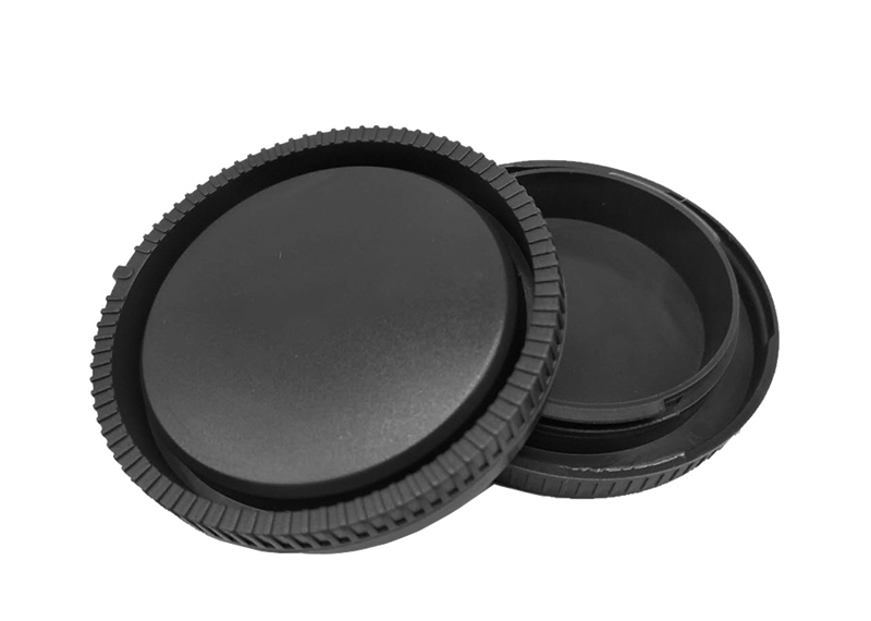 Camera Rear Lens Cap + Body Cap for Sony E Mount NEX Nex-3 NEX-567 A7 A7r A7s A3000 A5000 a5100 A6000 a6300 a6500 (1)