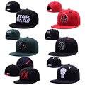 Star wars snapback caps men piscina muerte punisher de dibujos animados gorras de béisbol de hip hop cap monopatín sombreros de baloncesto para los hombres 370