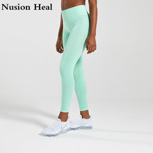 2019 New Vital Women Seamless Leggings Gym Fashion Active Wear Fitness Yoga Pants Girl Sport Workout
