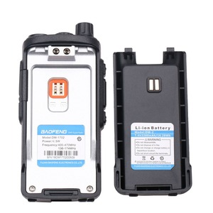Image 4 - Baofeng DMR DM 1702 (GPS)  Walkie Talkie VHF UHF Dual Band 136 174 & 400 470MHz Dual Time Slot Tier 1&2 Digital/Analog CB Radio