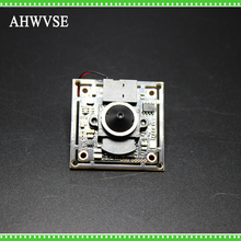 AHWVSE 4pcs lot HD 2 0 Maximal Pixels 1080P Indoor Mini AHD Camera module with BNC