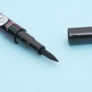 Черная Подводка для глаз 36H, водостойкая ручка, долговечная жидкая подводка для глаз, Гладкие инструменты для макияжа, Лидер продаж