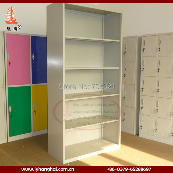 Full Height Three to Four Size of Metal Cover Book Display Book Cases,Book Carrying Case