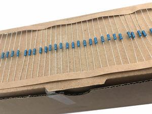 Image 3 - MCIGICM 1/4W Metal film resistors 22R 47R 22K resistance