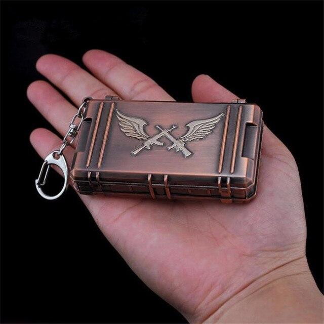 Брелок и ключ из игры Playerunknown's Battlegrounds 2