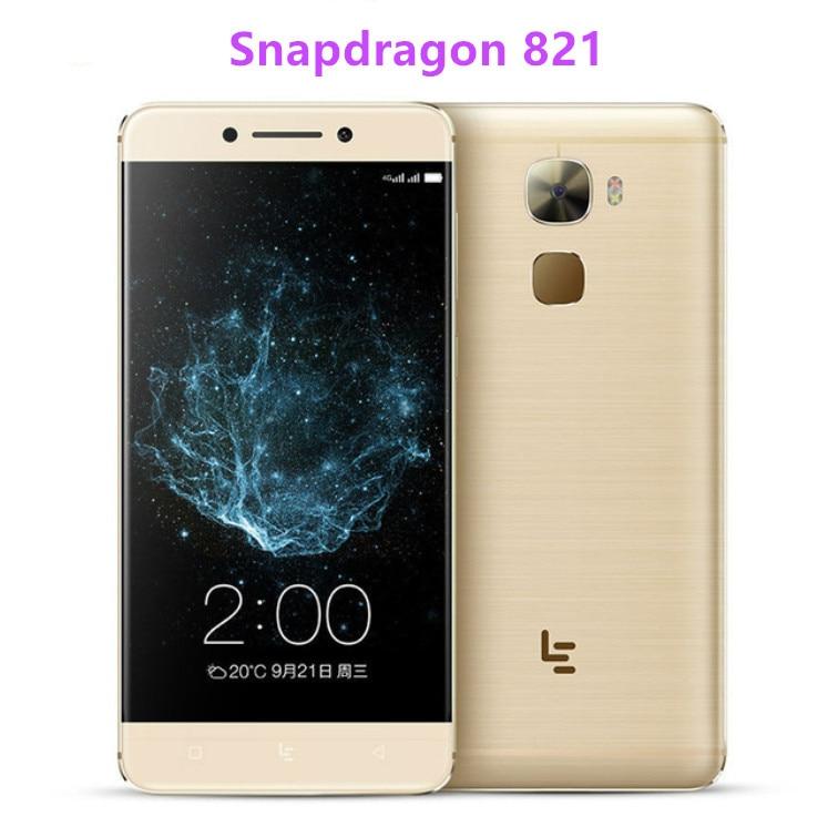 Letv – téléphone portable LeEco Le Pro 3 X720, RAM 4 go/6 go, ROM 32 go/64 go, Snapdragon821 Quad Core, écran 5.5 pouces, double SIM, caméra 16mp, batterie 4070mAh, NFC, 4G LTE, Original