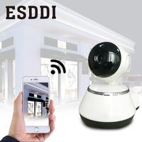 Esddi New Arrival WIFI US Plug 720P Wireless Network IP Camera HD Remote Monitor Professional Home