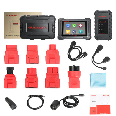 EUCLEIA TabScan S8 Automotive Intelligent Dual-mode Diagnostic System Free Update Online for 18 Months Multan